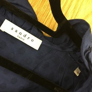 A Sandro blouse